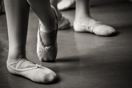 Ballett-Schläppschen