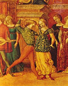 """Renaissancetanz """"Gaillarde"""""""