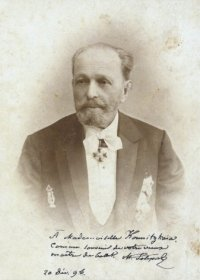 Ballettmeister Marius Petipa