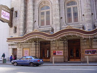 Lyceum - Theater am Broadway